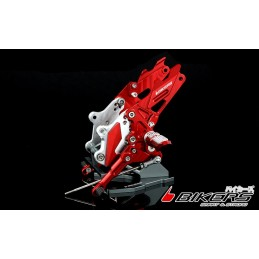 Rear Set Bikers Kawasaki Ninja 250R