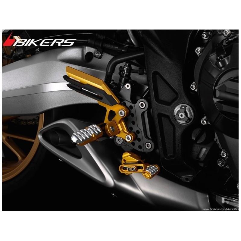 Rear Set Bikers Honda CBR650F
