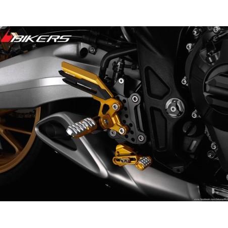 Rear Set Bikers Honda CBR 650F
