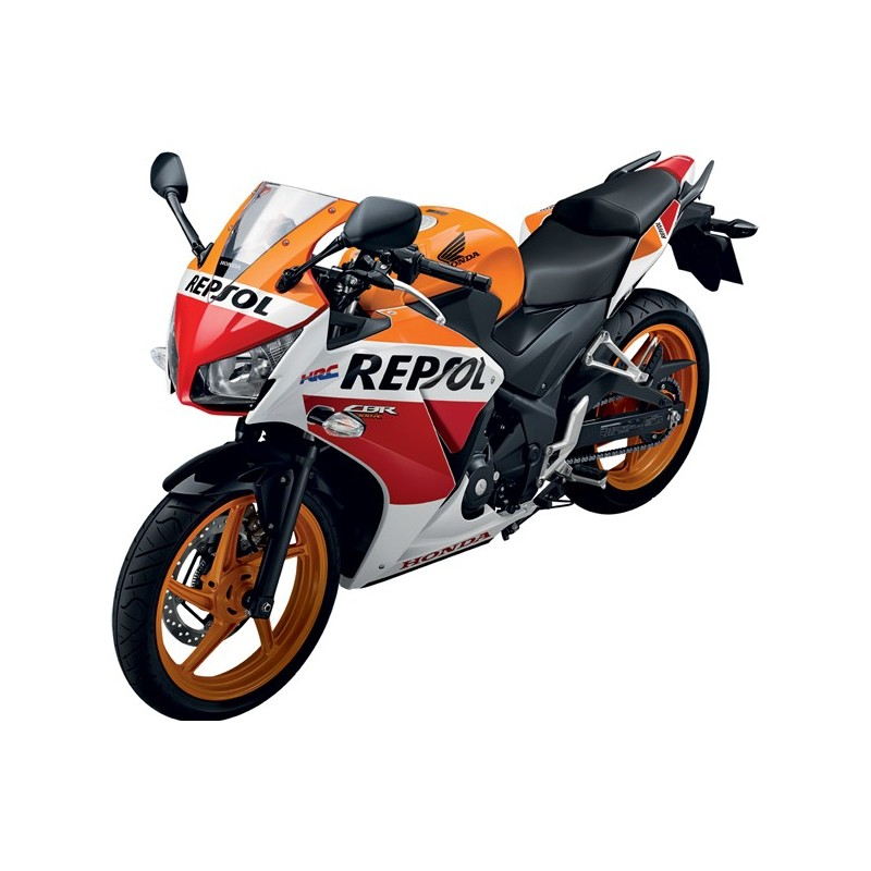Set Mark REPSOL Honda CBR300R