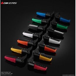 Rear Footrests Bikers Vespa GTS
