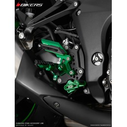Rear Set Bikers Kawasaki Z1000