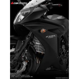 Grille Protection Radiateur Stainless 1.2mm Bikers Honda CBR 650F