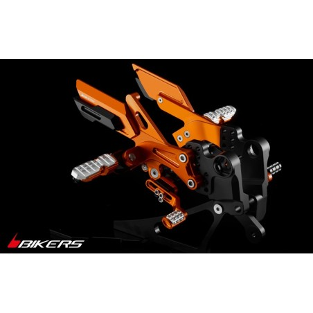 Rear Set Bikers Ktm Duke 200 / 390