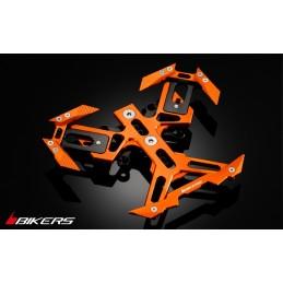 Rear License Support Bikers Ktm Duke 200 / 390