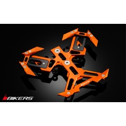 Support de Plaque Immatriculation Bikers Ktm Duke 200 / 390