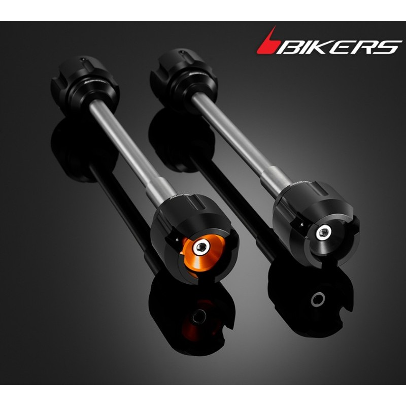 Rear wheel Axle with Protections Bikers Ktm RC 200 / 390