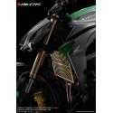 Grille Protection Radiateur Titane 1.2mm Stainless Bikers Kawasaki Z1000
