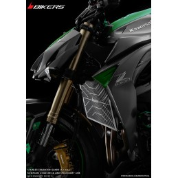 Grille Protection Radiateur Stainless 1.2mm Bikers Kawasaki Z1000