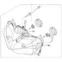 Phare Avant Complet Yamaha YZF R3 / R25