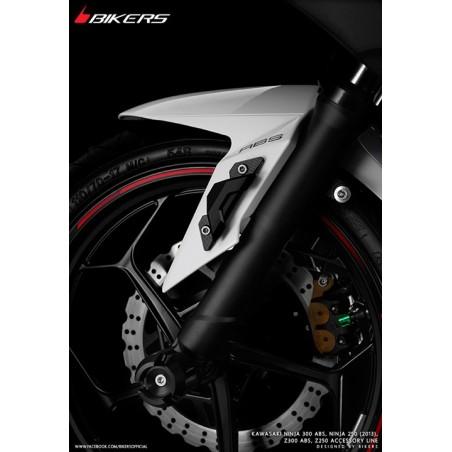Protections Garde Boue Avant Bikers Kawasaki Ninja 300