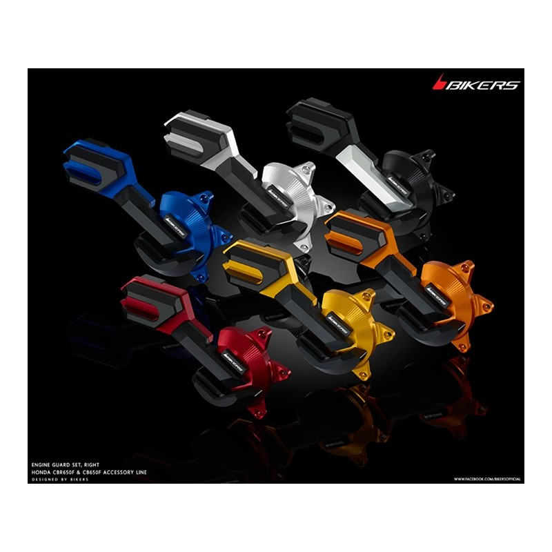 Engine Guard Right Bikers Honda CB650F