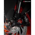Axe Avant avec Protections Bikers Ktm RC 200 / 390