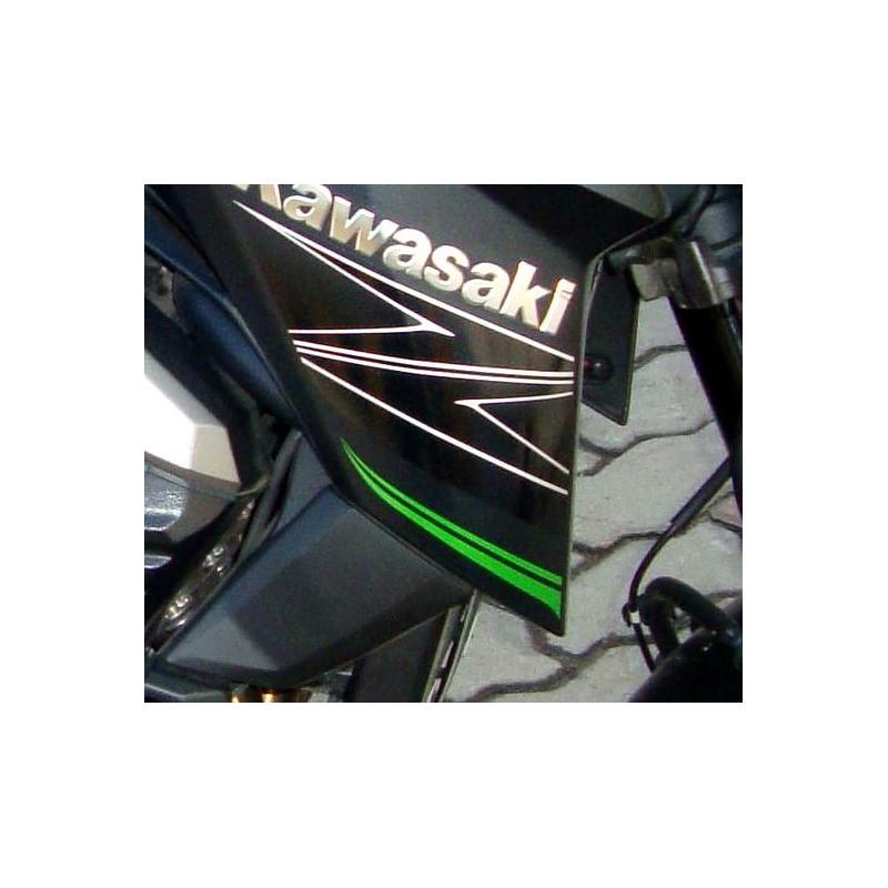Pattern Shroud Right Kawasaki Z800