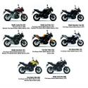 Carénage Arrière Droit Kawasaki Versys 650