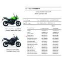 Cover Tail Right Kawasaki Versys 650 2015/2021