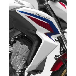 Shroud Right Honda CB650F TRICOLOR WHITE