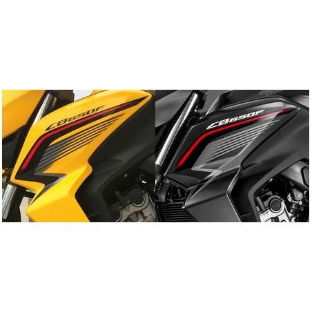Stripe Shroud Left Honda CB650F