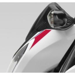 Stripe Headlight Cover Left Honda CB650F