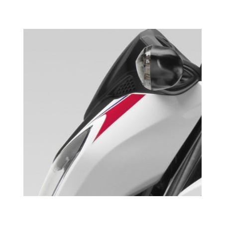 Stripe Headlight Cover Left Honda CB650F