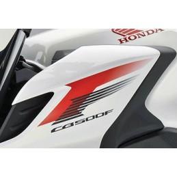 Sticker Autocollant Flanc Avant Honda CB500F