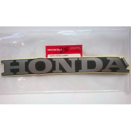 Autocollant Sticker Logo Dessous Droit Honda CBR 500R