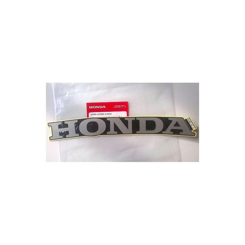 Autocollant Sticker Logo Dessous Gauche Honda CBR 500R