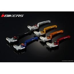 Levier Embrayage Réglable et Pliable (Surface Plate) Bikers Yamaha YZF R15
