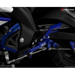 Rear Set Adjustable Bikers Yamaha YZF R15