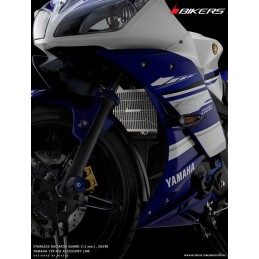 Stainless Radiator Guard Bikers Yamaha YZF R15