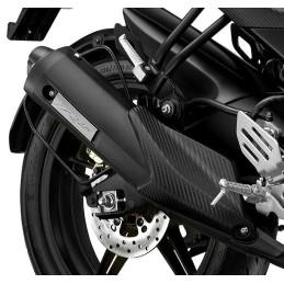 Couvre Echappement Yamaha YZF R15