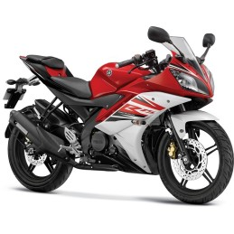 Set Marks Red 2014 Yamaha YZF R15