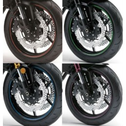 Set Patterns Wheels Kawasaki Z800