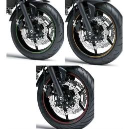 Set Patterns Wheels Kawasaki Er6n 650