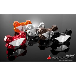 Fixation Guidon Bikers Kawasaki KSR 110