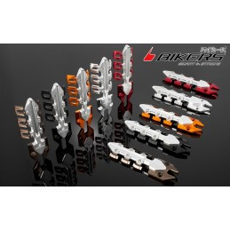 Front Fork Guards Bikers Kawasaki KSR 110