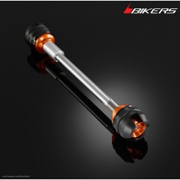 Front Wheel Axel Protection Bikers Honda Forza 300