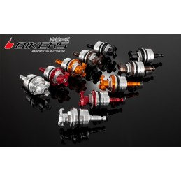 Front Shock Up Adjusters Bikers Kawasaki KSR 110