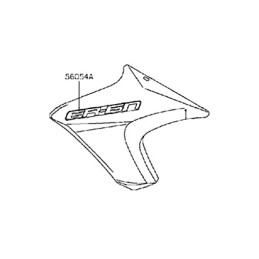 Mark Shroud logo Er6n 650 2012