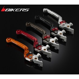Premium Folding Adjustable Brake Lever Right Bikers Honda Sh125 / Sh150