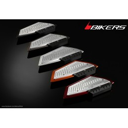 Foot Plates with extra Protection Bikers Honda Sh125 / Sh150