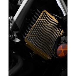 Protection Radiateur Revêtement Titane Bikers Yamaha MT-03 / MT-25