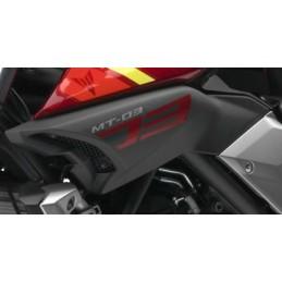 Aération Flanc Gauche Yamaha MT-03 / MT-25