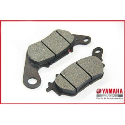 Rear Brake Pads Yamaha MT-03 / MT-25