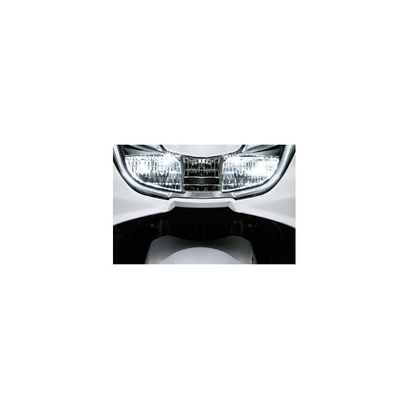 Cover Front Center under Headlight Honda PCX 125/150 v3 2014-2015