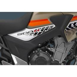 Carénage Centre Droit Honda CB500X 2016 2017