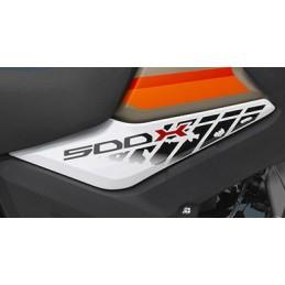 Couvre Centre Droit Honda CB500X 2016 2017 2018