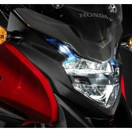 Carénage Contour Optique Honda CB500X 2016 2017