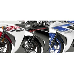 Set Marks Cowling Front Left Yamaha YZF R3 2015