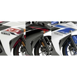 Kit Stickers Carénage Flanc Avant Droit Yamaha YZF R3 2015